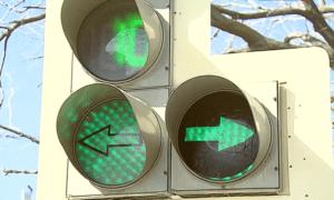«Умный» светофор установят
