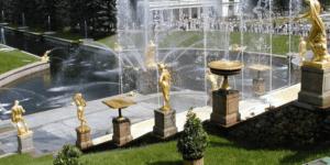уличные фонтаны