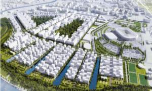 план застройки Москвы