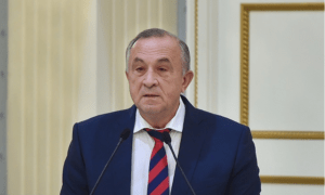Глава Удмуртии Александр Соловьёв