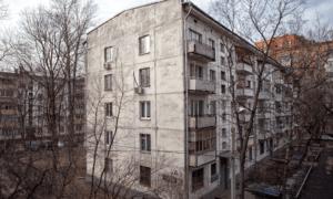 Доля ипотечных квартир