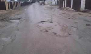 Дороге в Сормово требуется капитальный ремонт, а денег