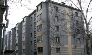Законопроект о сносе пятиэтажек