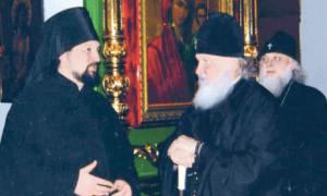 Игумен Кирилл о смысле Пасхи