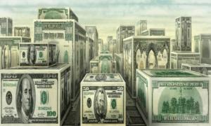 134 млрд долларов