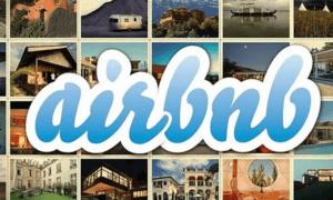 Компания сервиса бронирования квартир Airbnb