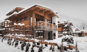 Коттедж в горах Сочи