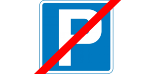 Места для парковки будут убраны