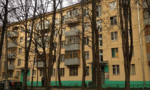 пятиэтажек в Москве