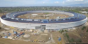 Apple в Калифорнии