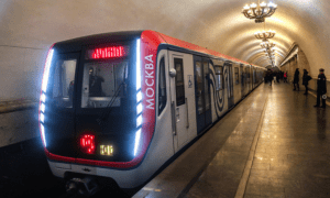 Новый поезд