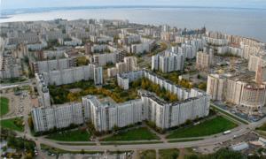 Объём ввода жилья