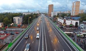 на Щелковском шоссе