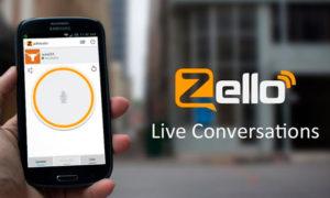 Zello могут заблокировать в России