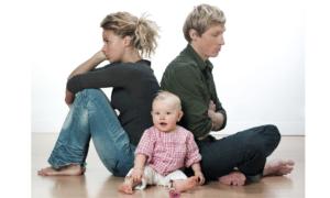 Права ребёнка при разделе