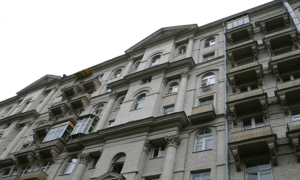 сталинские дома а москве
