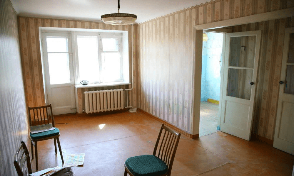 Хрущевка 1 комнатная ремонта