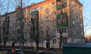 Расселение пятиэтажек в Москве