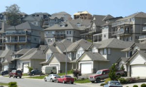 Рост цен на дома в Канаде достиг