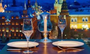 в отелях Москвы