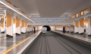 Северо-восточный участок Второго кольца метро