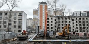 Снос пятиэтажек в Москве разорит