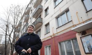 Снос пятиэтажных домов в Москве будут проводить