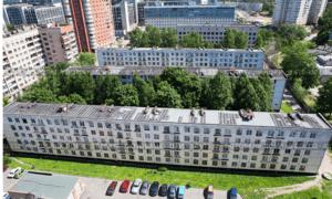Снос хрущёвок в Петербурге
