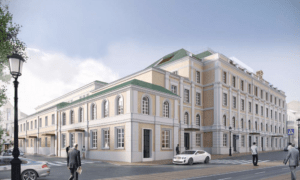 Согласован проект многофункционального жилого комплекса