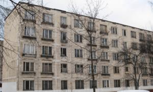 Список сносимых пятиэтажек представят москвичам