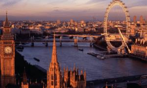 Спрос на дорогую недвижимость в Лондоне\