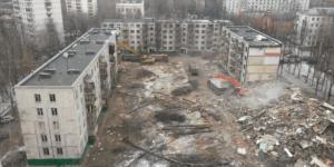 о сносе пятиэтажек