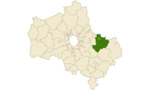 в Орехово‑Зуевском
