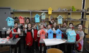 Уютные квартиры для птиц и москвичей
