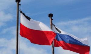 Польшей и Россией
