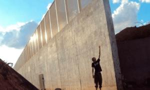 Cтена на границе США