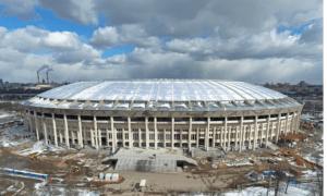 Теннисный центр в «Лужниках» начнут строить во второй
