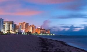 В Майами за месяц