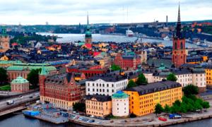 В центре Стокгольма на продажу выставлена самая маленькая квартирка