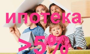 Ипотека в России к 2025 году может подешеветь до европейского уровня - ниже 5%,