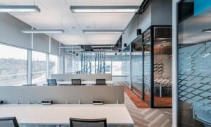 Как выглядит новый офис компании Microsoft