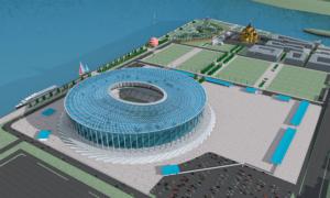 Нижегородский стадион к ЧМ-2018