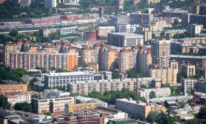 Графики цен, спроса и предложения на жильё