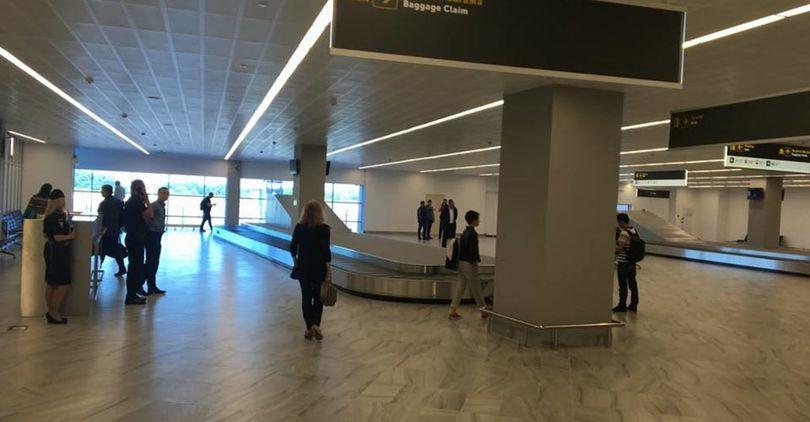 В Калининграде открылся  новый терминал аэропорта «Храброво»