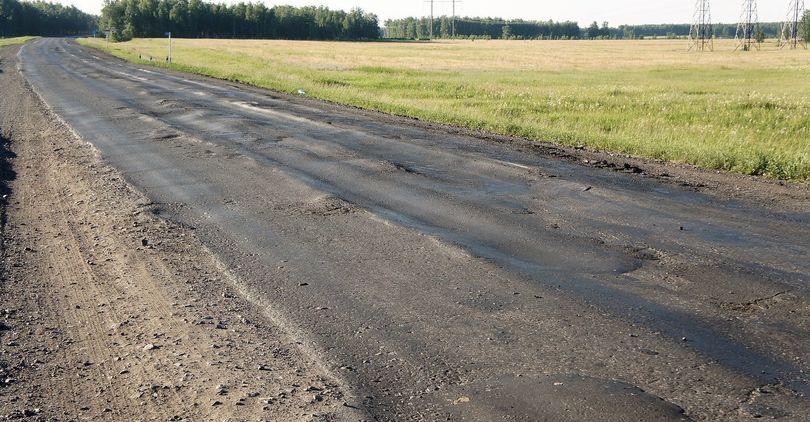 Активисты ОНФ в Ленобласти добились ремонта участка Приморского шоссе