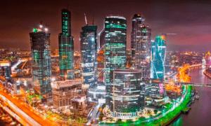 Квартиры в небоскрёбах Москвы