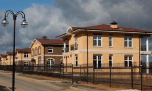загородного жилья