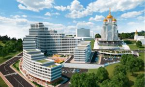 РПЦ в Хабаровске выступила против строительства ЖК, который может затмить