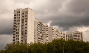 квартир в Москве