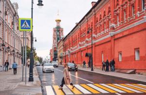 Петровки в Москве